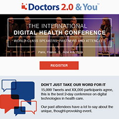 Doctors 2.0 & You enewsletter